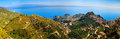 Taormina City From Above Royalty Free Stock Images - 40996229