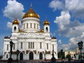 Largest Temple Of Russia Stock Photos - 418733