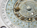 Zodiacal Clock Stock Images - 4108654