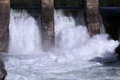 Hydroelectric Power Water Flow Stock Photos - 41000003