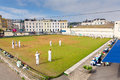Ladies Bowls Bowls Teignmouth Devon England Stock Photography - 41031612