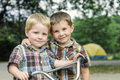 Brothers And Best Buddies Stock Photo - 41035360