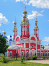 Church Of John The Baptist In Tambov, Russia Stock Image - 41037491