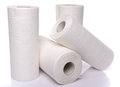Rolls Of Paper Towels Royalty Free Stock Images - 41040959