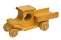 Wooden Toy Truck Stock Photos - 41061083