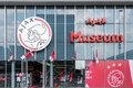 Entrance Museum Of The Dutch Football Club Ajax Royalty Free Stock Images - 41064519