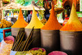 Moroccan Spice Stall Stock Images - 41080874