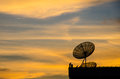 Satellite Dish. Royalty Free Stock Photography - 41103217