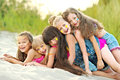 Portrait Of A Cheerful Child Royalty Free Stock Image - 41160006