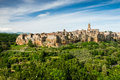 Village Of Pitigliano In South Tuscany Stock Photography - 41163052