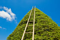 Ladder To Heaven Royalty Free Stock Photography - 41166957