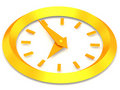 Clock. Eight O Clock Stock Photography - 4123202