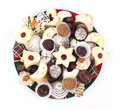 Christmas Cookies Stock Images - 4124964