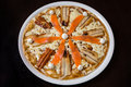 Appetizing Pizza With Seafood Stock Photography - 41200752