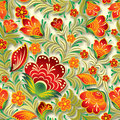 Abstract Vintage Seamless Floral Ornament Royalty Free Stock Images - 41203389