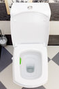 Interior Of A Typical Water-closet. Stock Photography - 41214102