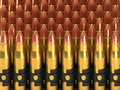 3d Bullets Stock Photo - 41215210