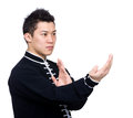 Kung Fu Fighter Stock Photo - 41237420