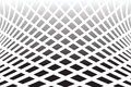 Textured Distorted Surface. Abstract Op Art  Backg Stock Photography - 41247072