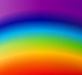 Rainbow Abstract Background Vector Illustration Royalty Free Stock Photography - 41249157