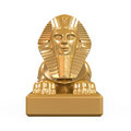 Egyptian Sphinx Statue Royalty Free Stock Photo - 41262825