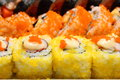 Japanese Food Sushi Roll Stock Photography - 41266672