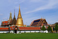 Temple Of The Emerald Buddha Royalty Free Stock Photography - 41290207