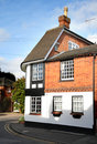 English Village House Stock Photos - 4132873
