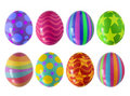 Easter Eggs Stock Photography - 4138362