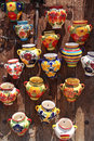 Traditional Spain Ceramics Royalty Free Stock Photography - 41302267