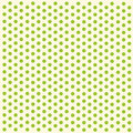 Green Polka Dots Paper Stock Images - 41305304