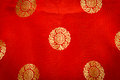 Red Textile Fabric Texture And Background Royalty Free Stock Images - 41306019