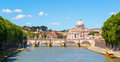 View At St. Peter S Cathedral In Rome Stock Images - 41306084