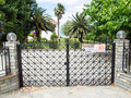 Security Gates Stock Photography - 41329962