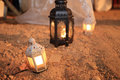 Candle Lamp Decoration Festival Of Light Royalty Free Stock Image - 41338906