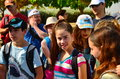 Kids On A Field Trip Royalty Free Stock Photos - 41346838