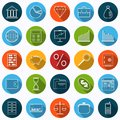 Business And Finance Vector Icons Royalty Free Stock Image - 41365356