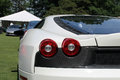 Modern Ferrari Twin Tail Lamps Stock Images - 41394674