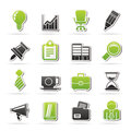 Business And Office Icons Royalty Free Stock Image - 41396206