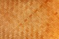 Weave Bamboo Background Royalty Free Stock Image - 41396456