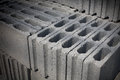 Cement Blocks Prepared For Construction Royalty Free Stock Photo - 41419155
