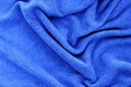 Blue Fabric Royalty Free Stock Photography - 41431107