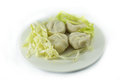 Fish Ball On Plate Stock Photo - 41431420