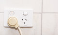 Power Socket Royalty Free Stock Images - 41445609