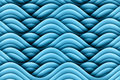 Abstract Art Waves Background Design Stock Image - 41463261