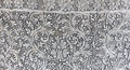 Texture  Silver Metal Plate Royalty Free Stock Photo - 41483955