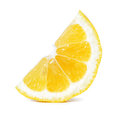 Lemon Slice Stock Image - 41497521
