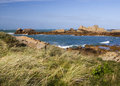 Coastal Scene On Guernsey,  Channel Islands Stock Image - 41498051
