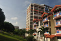 HDB Flats In Singapore Stock Images - 4154184