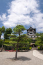 Front Yard Of Inuyama Castle Stock Images - 41512704